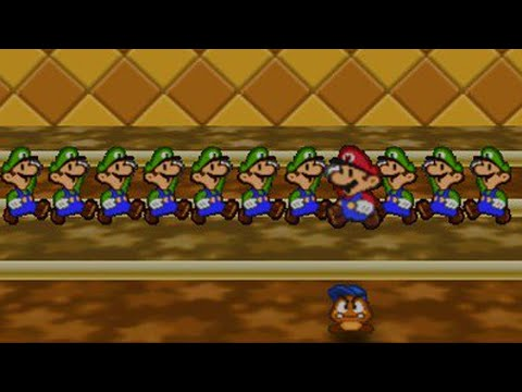 Why Are  Luigi S Stored In This Room