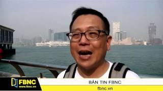 FBNc – Người dân Hồng Kông tuần hành chống biến đổi khí hậu