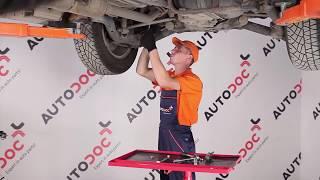ALFA ROMEO 166 2005 első jobb Motortartó gumibak cseréje - videó útmutatók