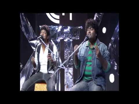 A trendy medley of 'Tamil keerthanaigal'