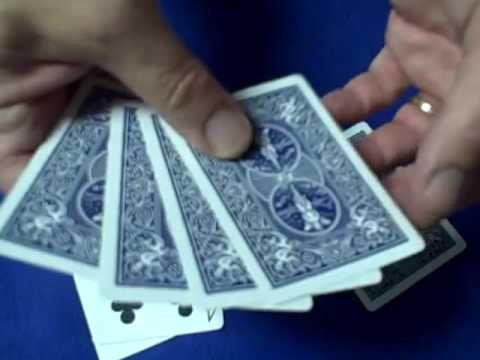 Devil's Elevator  - Card Trick Revealed