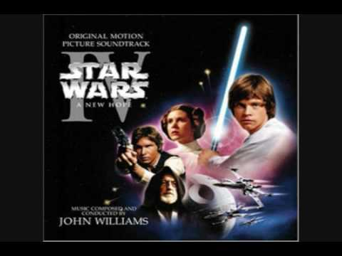 Star Wars Episode IV (soundtrack) Disc1:tales Of A Jedi Kn..
