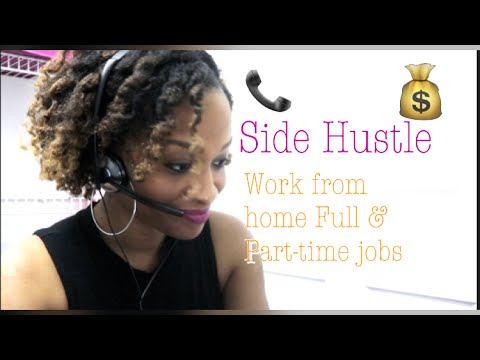 legitimate part time work from home side hustle work from home full and part time legit jobs 8448
