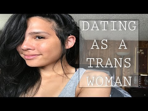 woman dating a transgender woman