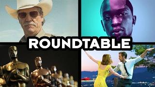 2017 Oscar Predictions - CineFix Roundtable