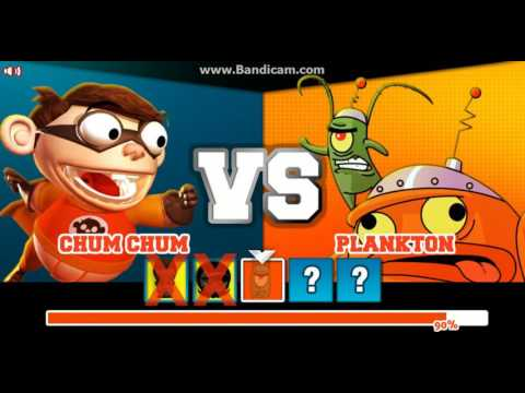 Super Brawl 2 Tournament With Chum Chum