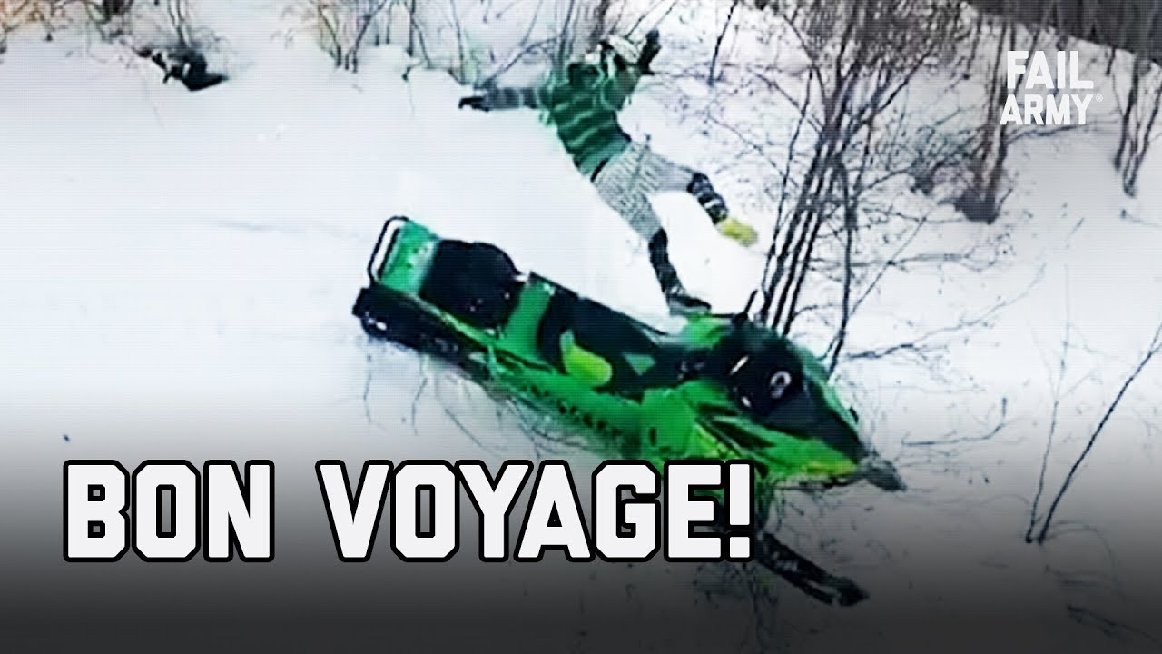 Bon Voyage: Ridiculous Transportation Fails and Mishaps - download from YouTube for free