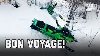 Bon Voyage: Ridiculous Transportation Fails and Mishaps | FailArmy