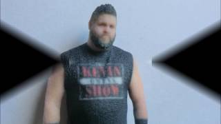 WWE Kevin Owens 3D Figure Staramba Photos Review