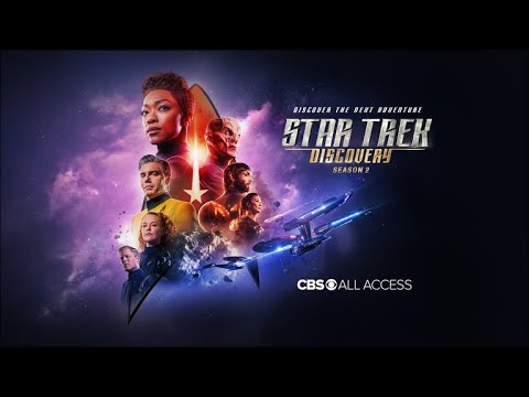 Star Trek Discovery Season 2 Official Trailer Youtube
