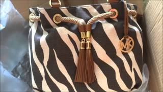 Michael Kors Large Gathered Tote