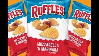 We Tried Ruffles Mozzarella