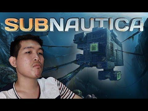 ទៅមេីល SpaceShip ក្រោម AlienBase | Subnautica - Part 21