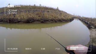 Весенняя ловля окуня на спиннинг с мормышкой Клев спортивного окуня в марте