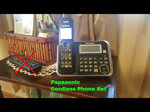 ✅  How To Use Panasonic Home Phone Kit Review