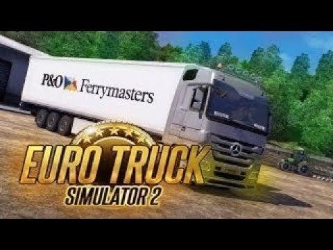 Установка карты и модов для игры Euro Truck Simulator 2
