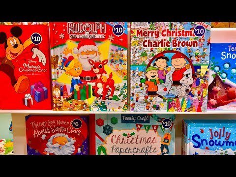 Best Christmas Books For Children 🎄 Kindergarten ❄️ Adults 🎄Learning Colors ❤️ Kids Love To Read