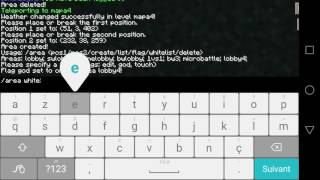 [MCPE] PocketMine : iProtector Plugins Tutorial (Php7-Php5)