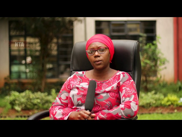 NTA National Coordinator Ms. Irene Otieno  comments on Mps recall