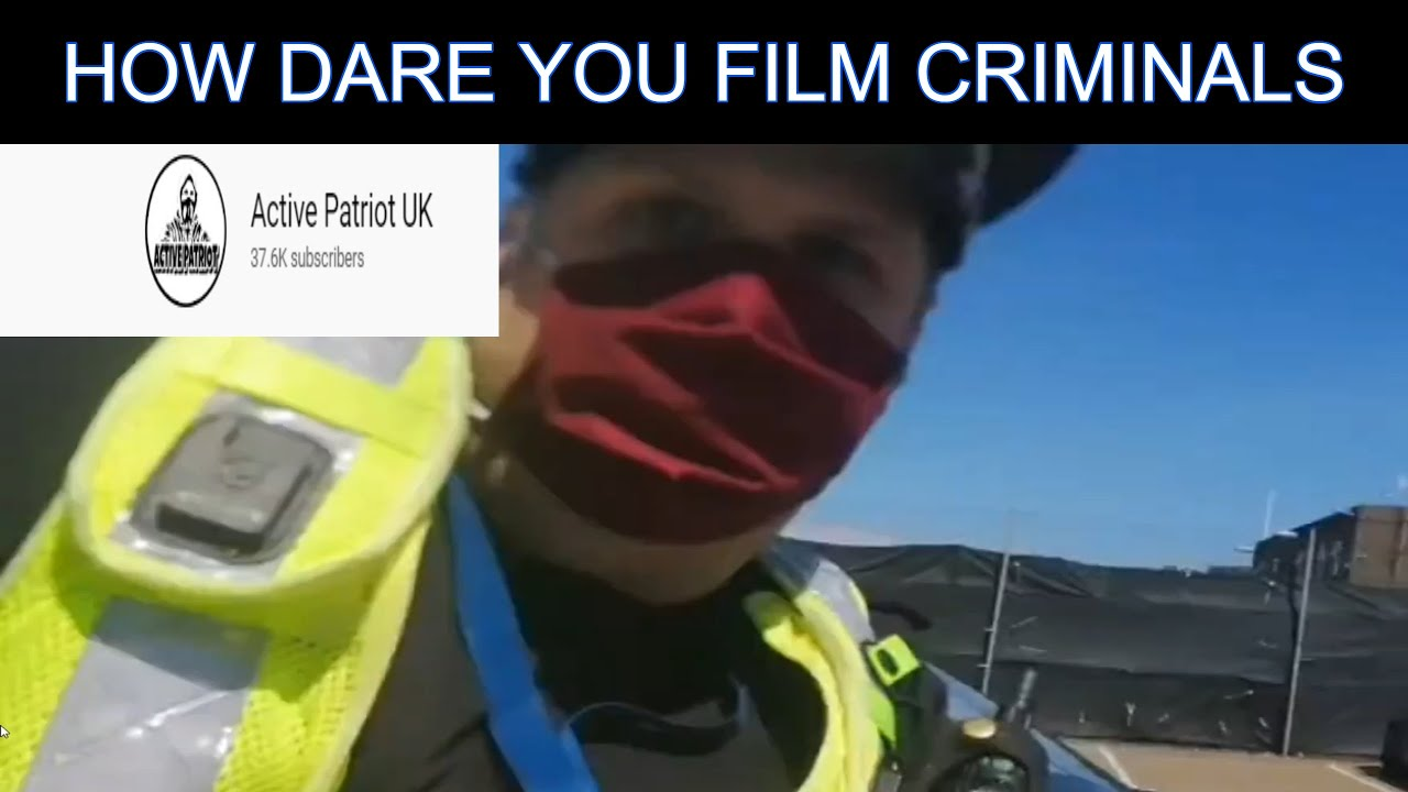 British Youtuber Active Patriot Arrested For Live Streaming The Invasion On The South Coast
