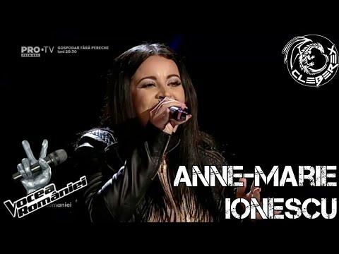 Anne-Marie Ionescu - Love on the brain (Vocea României 22/09/17)