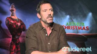 Arthur Christmas Interview with Hugh Laurie Thumbnail