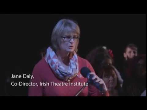 Second half of ONE THING MORE #WakingTheFeminists Abbey Theatre 14.11.16