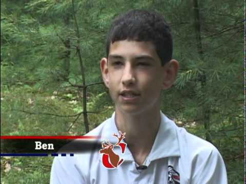 CAMP CARIBOU, MAINE BOYS SUMMER CAMP VIDEO