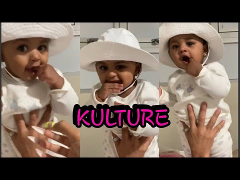 Cardi B & Offset's Baby Girl Kulture At It AGAIN Mp3