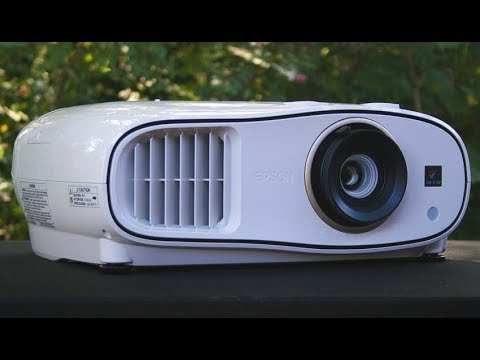 Epson 3700 Projector Review