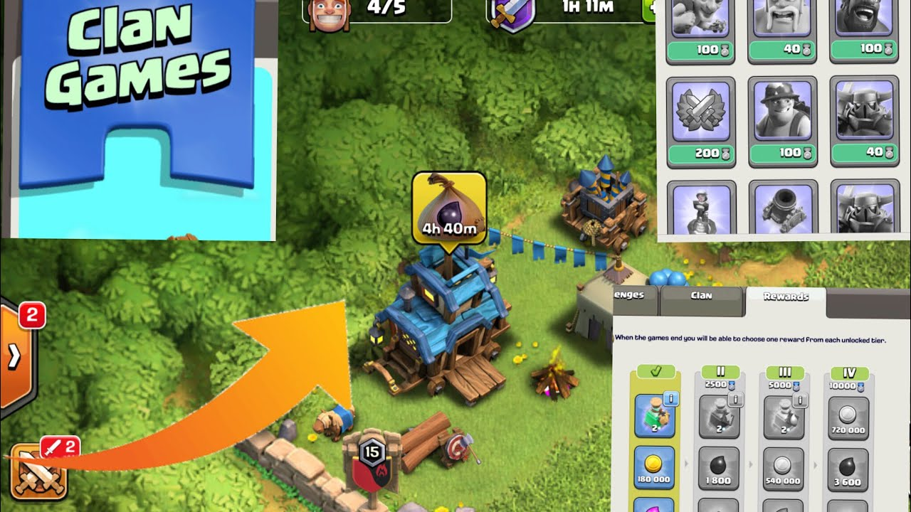 Clash of Clans Private Server - Games Route