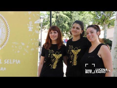 VÍDEO: Selpia, una cita con el arte joven emergente y múltiples actividades para todos en Las Navas