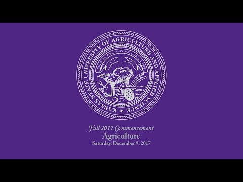 Agriculture | Fall Commencement 2017