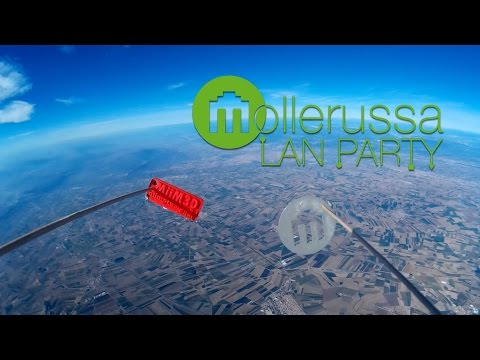Mollerussa MLP2015 To the Top - Stratospheric LANParty