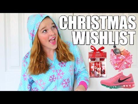 My Christmas Wishlist 2015 | Ideas to Add to YOUR List!