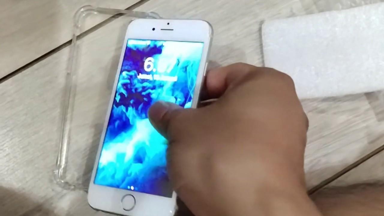 Unboxing pelindung Iphone murah meriah - YouTube