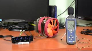 thermalright Silver Arrow SB-E Extreme - Noise Test