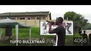 Tuffo Bulletman South Africa's fastest rapper
