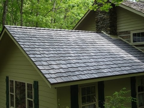 Davinci Roofscapes Vs Asphalt Shingles Video 3 Of 5