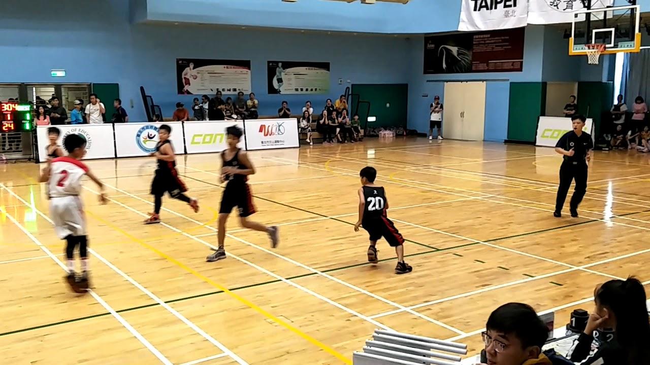 20190421全國少年籃球錦標賽 士林vs葫蘆(第一節) - YouTube