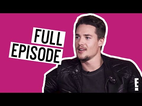 Alexander Dreymon, ELLE's iPhone Cover Shoot  The Hype  E!  FULL EPISODE