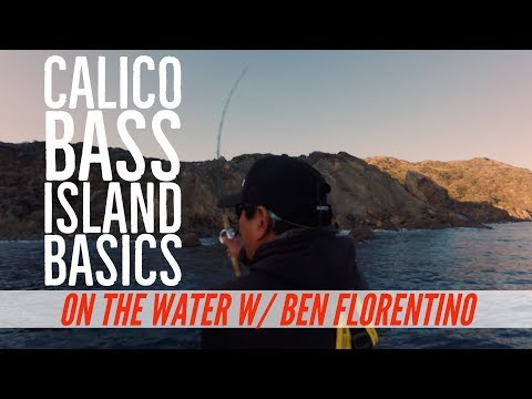 Fishing For Calico Bass Techniques And Philosophy With Ben Florentino