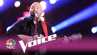 """The Voice 2017 Red Marlow - Instant Save Performance: """"Dixieland Delight"""""""