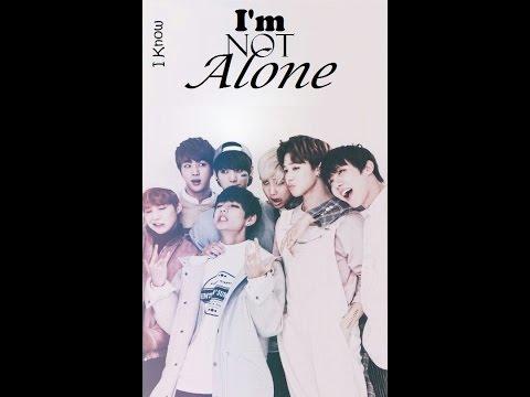 BTS - Alan Walker Alone (FMV)
