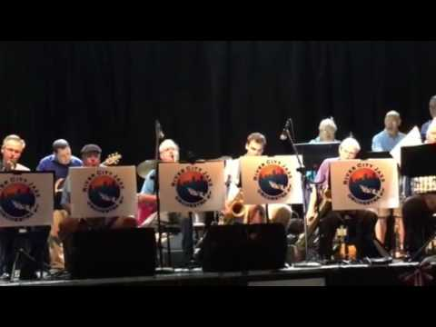 River City Jazz Orchestra Performs Buddy Rich's Big Swing Face