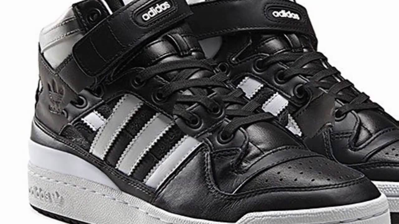 1d28c7136064 ADIDAS FORUM MID REFINED PACK - YouTube