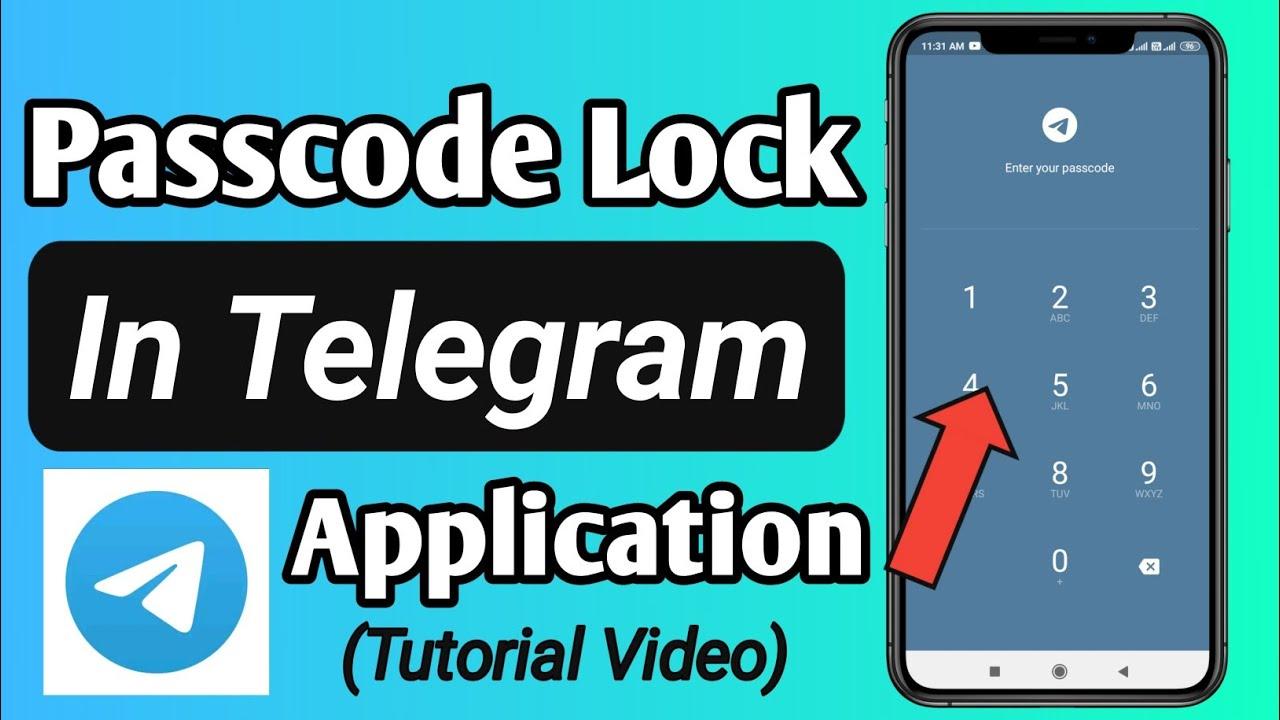 Download How to Set passcode Lock in Telegram App || Telegram ko lock kaise lagaye kaise kare