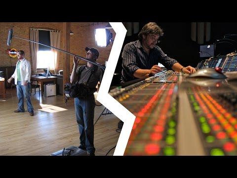 Sound Editing Vs Sound Mixing - AMC Movie News