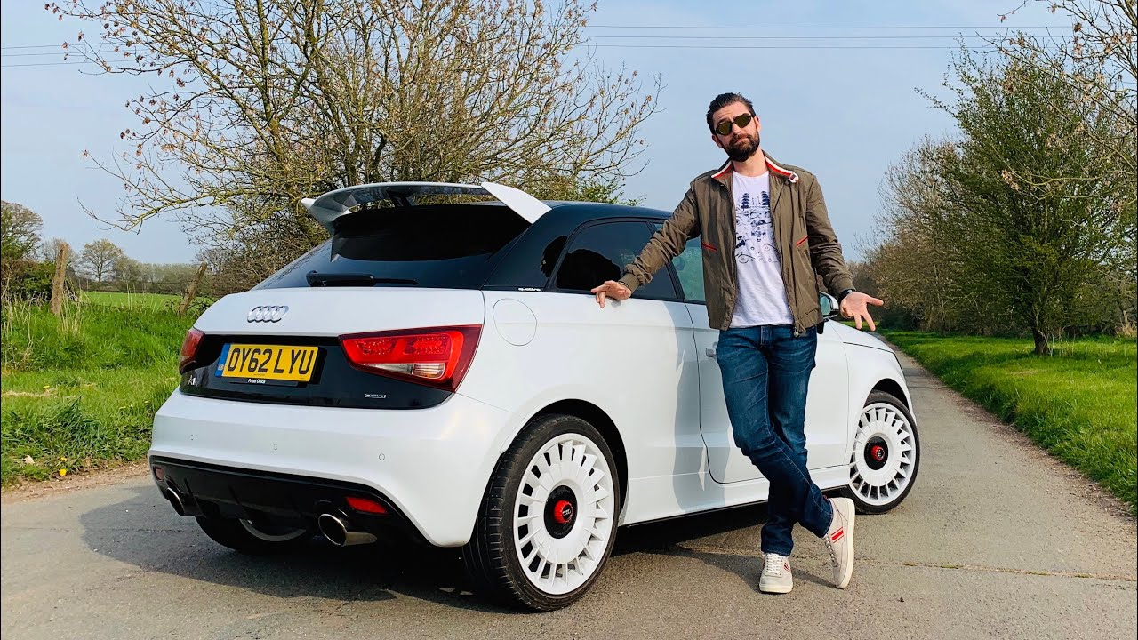 audi a1 quattro first drive review modern classics ep 11 youtube. Black Bedroom Furniture Sets. Home Design Ideas