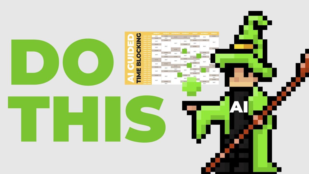 AI Learned How to Achieve Work-Life Balance